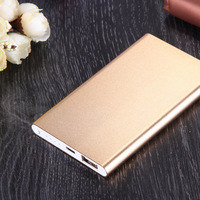 2017 Custom High quality Colourful portable power bank 10000mah /5000mah power bank for FREE SAMPLE !