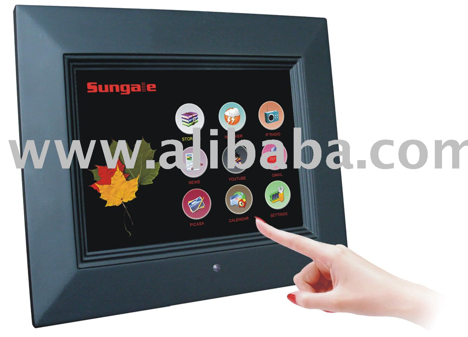 Sungale Digital Photo Frame Wholesale, Digital Photo Frame Suppliers ...