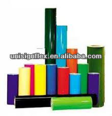 Colorful Cutting Vinyl Film For Advertising