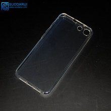 Silicon Clear TPU cover <span class=keywords><strong>Voor</strong></span> <span class=keywords><strong>Alcatel</strong></span> One touch X1 7053D transparante case