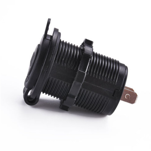 12v auto power socket waterproof 24v best price power outlet for car motorcycle