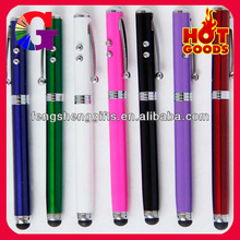 4 in 1 2013 new Multi Touch Stylus Pen,Cellphone touch pen for samsung galaxy note 2, s3