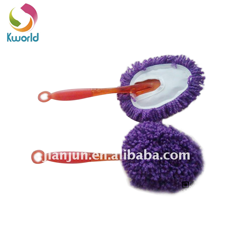 Renkli şönil silgi temizleme aracı