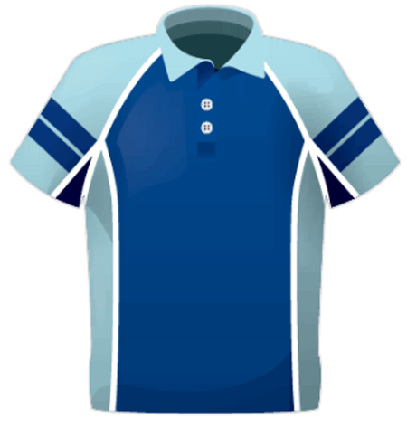 2016 latest customized polo shirts cricket polo t shirt for Personalised logo polo shirts