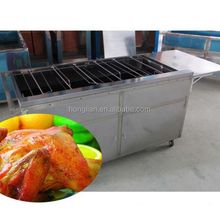 HLC-6 charcoal/gas chicken rotisserie/chicken rotisserie oven