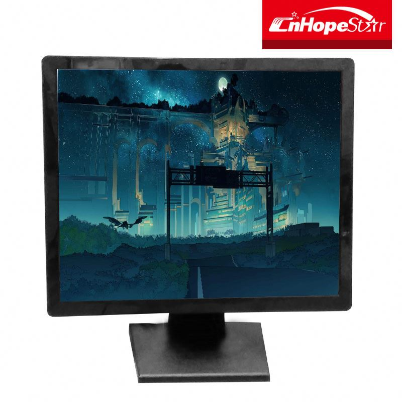 PCAP Touch Screen 19 Inch LED Monitor