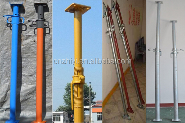 2 To 3m Ajule Floor Supports Posts