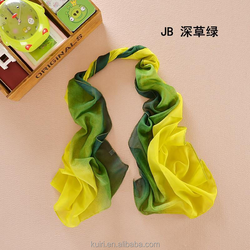 Hot sale Printed Dragonfly Pattern infinity scarf Spring Summer Beach Shawl cotton and bali yarn Apparel Accessories scarves
