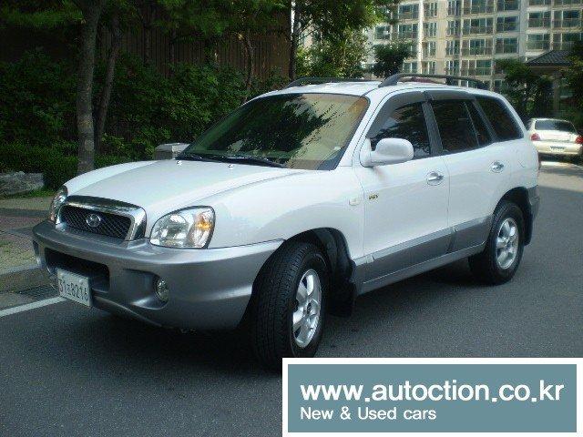 Used Hyundai Santa Fe Jeep Buy Used Hyundai Jeep Product On Alibaba Com