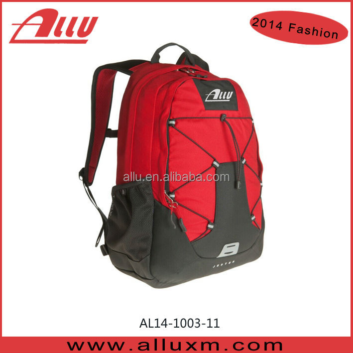 600D polyester bike bag bicycle backpack