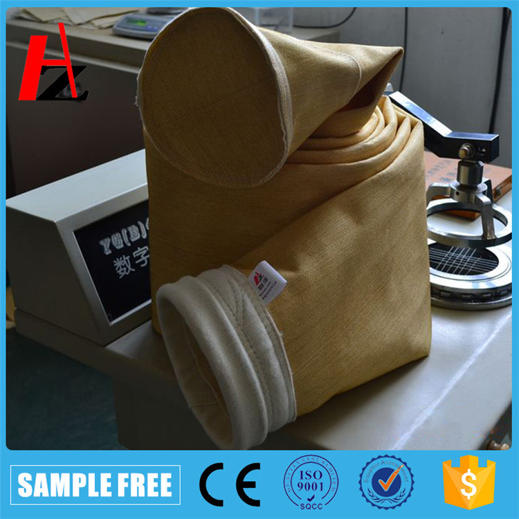 Top quality crazy Selling dust collection acrylic filter bag