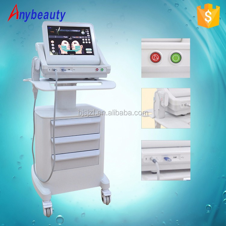 High Performance hifu fat weight loss / body slimming / hifu slimming machine with factory price