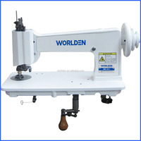 WD-10-1 Typical Low Price Handle Operation Chian Stitch Embroidery Machine