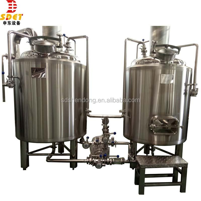 500L german Beer wine making machine
