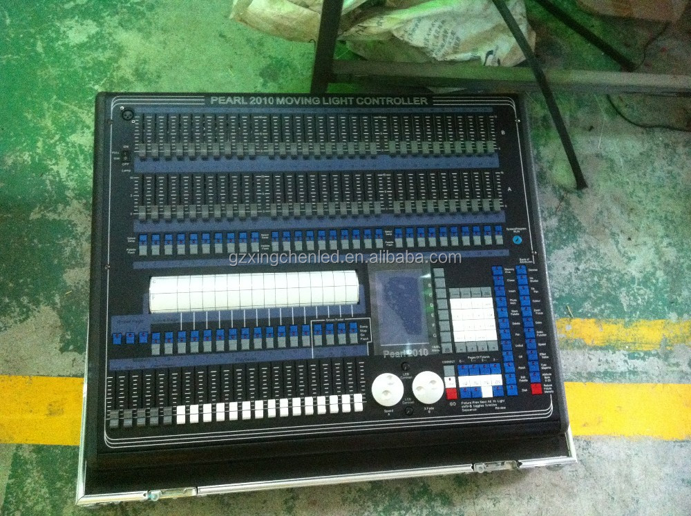 Lighting Mixer Control 2010 Pearl Dmx Console Product