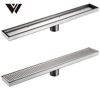 Weldon Custom Drainage System Parts Shower Floor Grate Drain For Toilet Kitchen