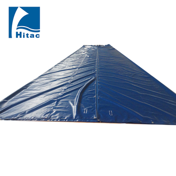 Hot selling 1000d tarps super heavy duty fabric pvc tarpaulin