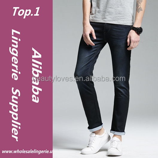 2017 oem men jeans trousers wholesale biker denim new style jeans pent men price of jeans manufacturing machinery