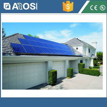 Arosi best prise 2kw solar energy system power supply lcd tv lg tv