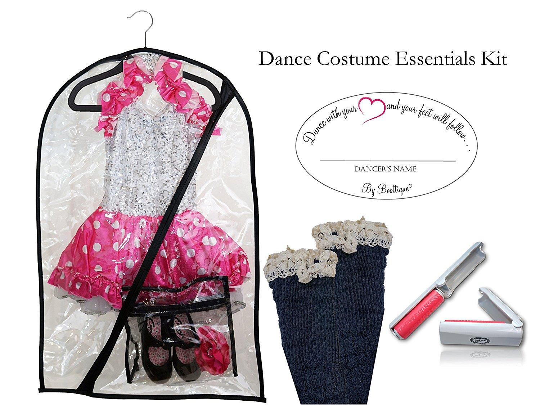 Dance Costume Bag Children S Garment For Child Essentials