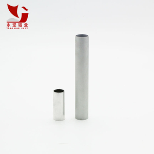 shop alibaba 6mm oval tapered aluminium pipes tubes
