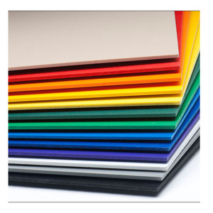 1mm colors flexible pvc foam board manufacturer price for advertising display panel