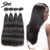 express ali china supplier Straight cuticle aligned Remy Brazilian Human Hair Bundles extension