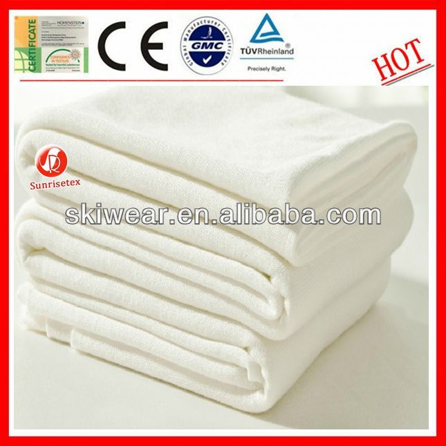 eco-friendly antibacterial bamboo fabric for bedding