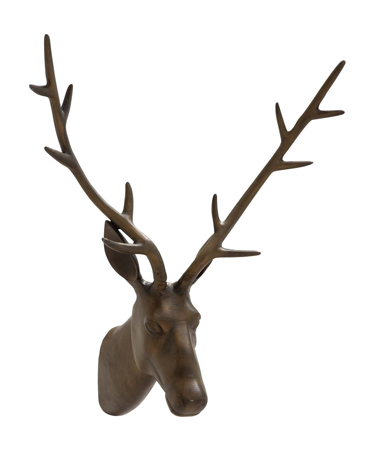 Plutus Brands Classy Styled Aluminum Trophy Head