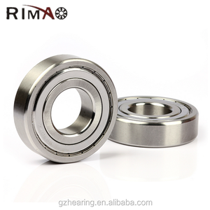 Factory Price Metal Seal bearing 636 Deep Groove Ball Bearing 636 636Z