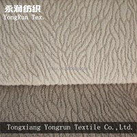 upholstery lining burnout fabric with flame design for sofa
