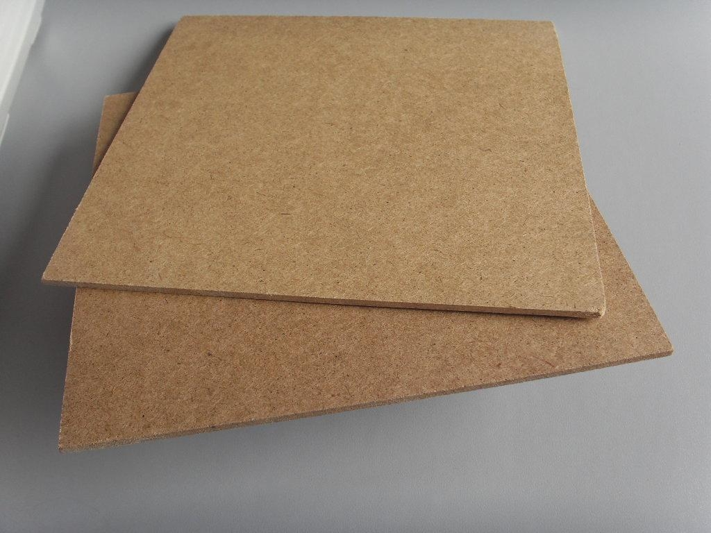 Low price high density fibreboard mm e hard board