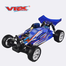 Vrx racing 1/10 scale 4WD off road Nitro RC BUGGY CAR, Toy Car petrol Engine