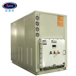 100hp air cooled water chiller manufacture