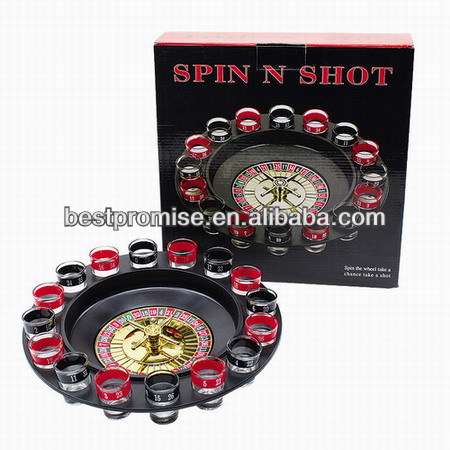 Spin & Shot (16 schoten)/spinning machine