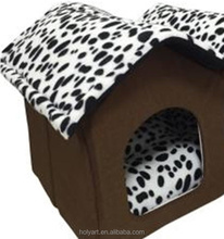 hot sale padded pet house