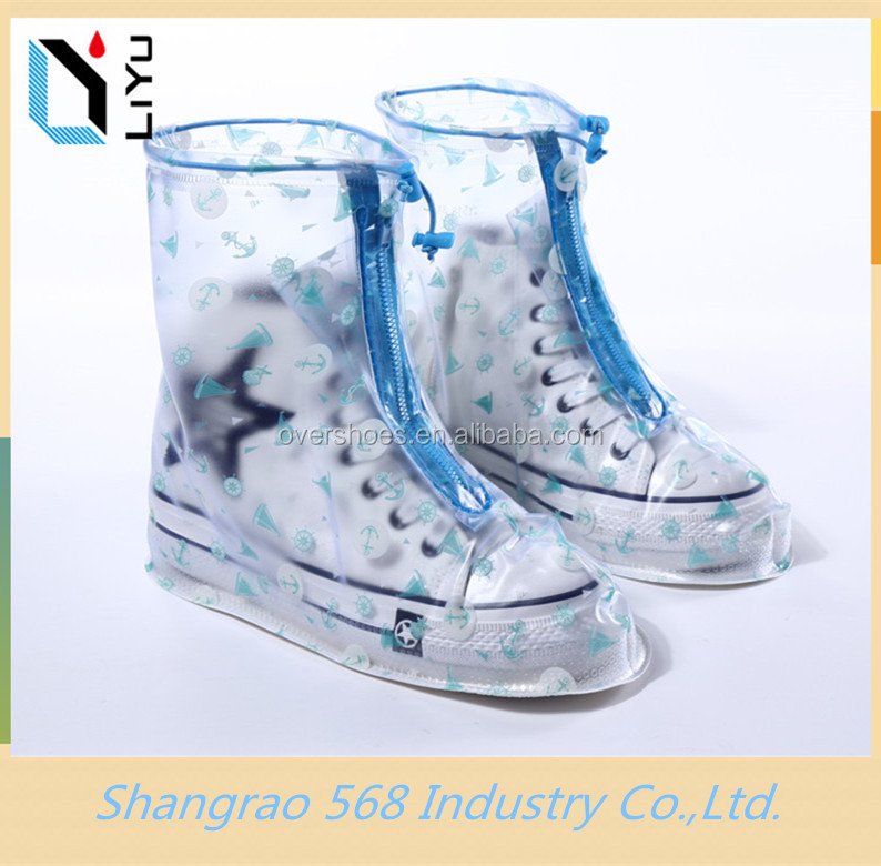 china wholesale kids shoes cover rainproof shoes cover