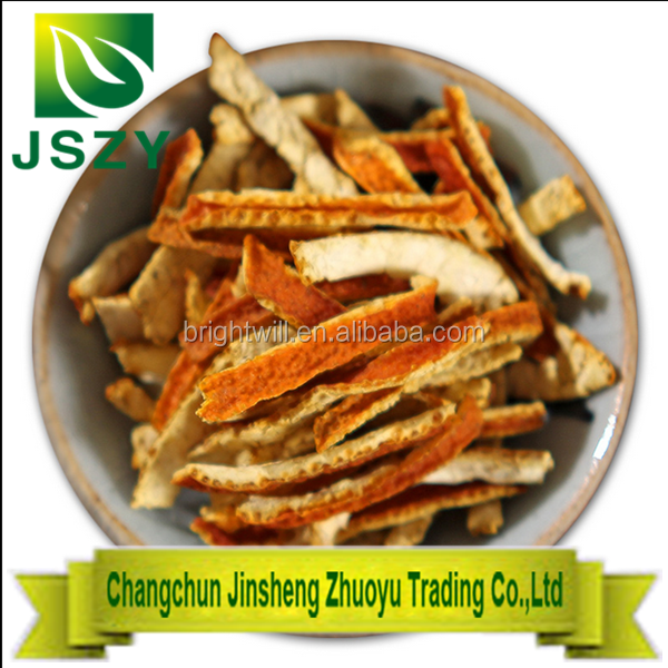 China traditional Herbal Chen pi,Organic Dried tangerine peel