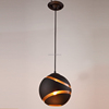 Home decoration modern glass lighting chandelier best selling Glass Ball Pendant Light