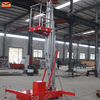 hydraulic vertical auto motorcycle lift for amending