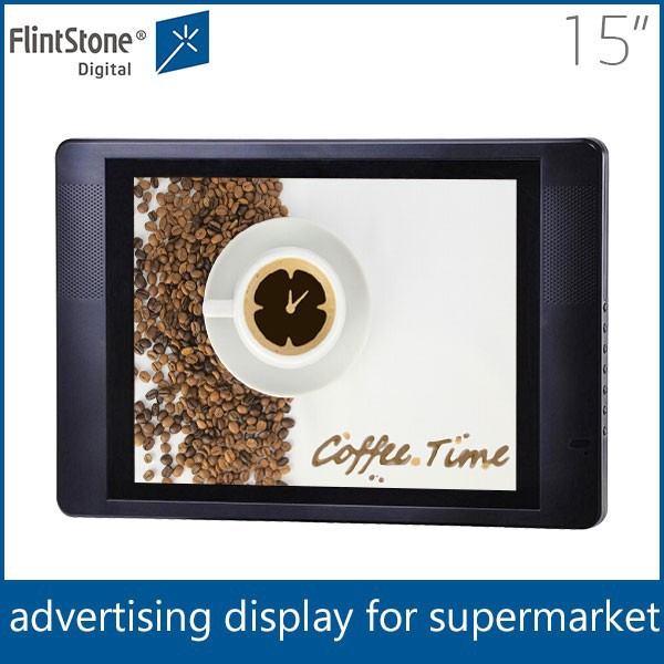 7-55 inch retail store display/advertising vidio demo player/oem lcd display signage
