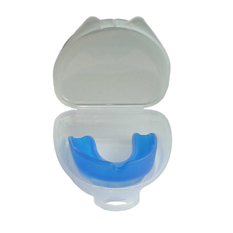 football gum guard dental bleaching one color printing mouth guard