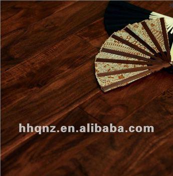Handscraped Chestnut Acacia Engineered Wood Flooring