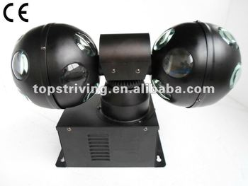 Roto Ballen Twin Discobal Licht Led Dj/club Lichten Nachtclub Effect ...