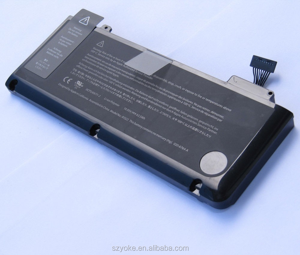 New Laptop Battery A1287 Battery For Apple Macbook Pro Retina ...