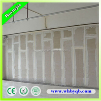 Green house building Free asbestos sandwich panel products