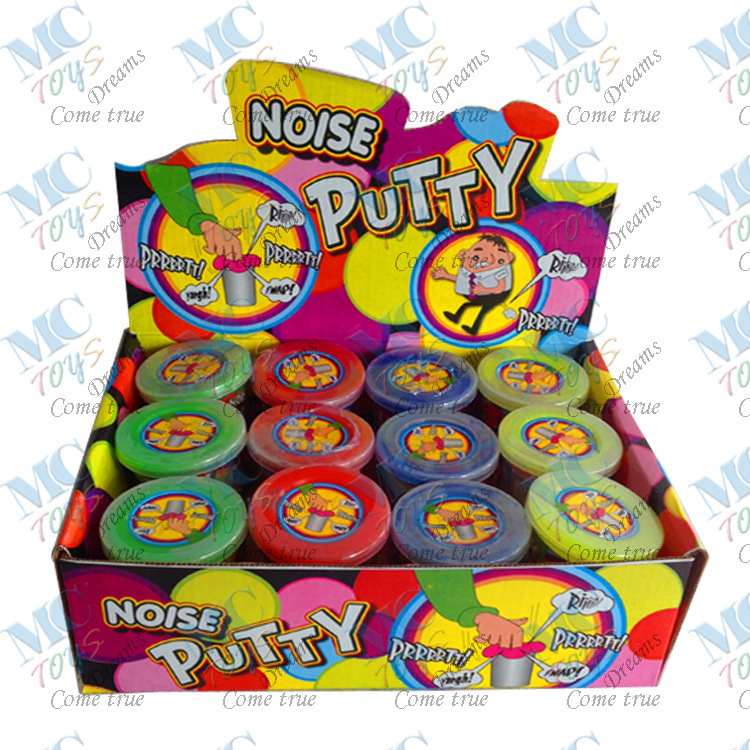 Funny Fart Butt Putty Toys Noise Making Toys Silly Putty Toy
