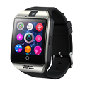 2016 Bluetooth Smart Watch NFC Wristbands Smartwatch UI Facebook With Touch Screen Camera TF Card For
