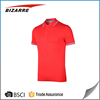 Summer dri fit blank polyester polo shirt for men