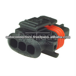 Bosch 1 928 403 110 - 3 Way Female Compact Connector 1 (1.928 ...